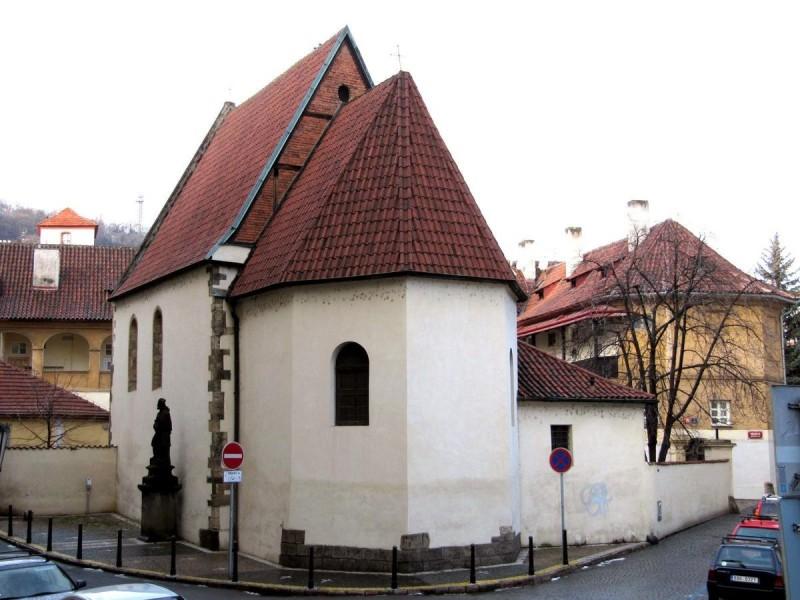 Костел святого Яна Крестителя на Прадле 3