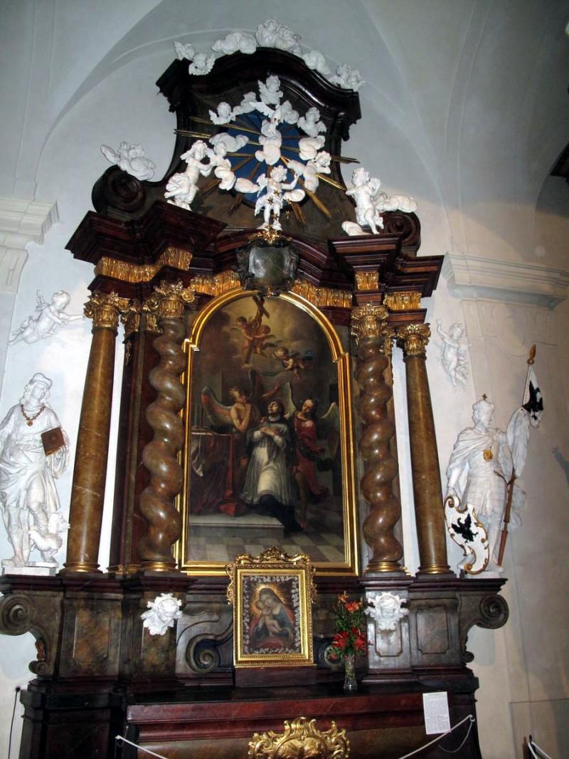 Костёл Святого Томаша 3
