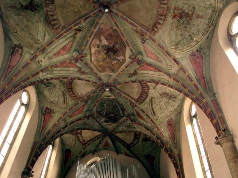 Костёл святого Вацлава на Здеразе 7