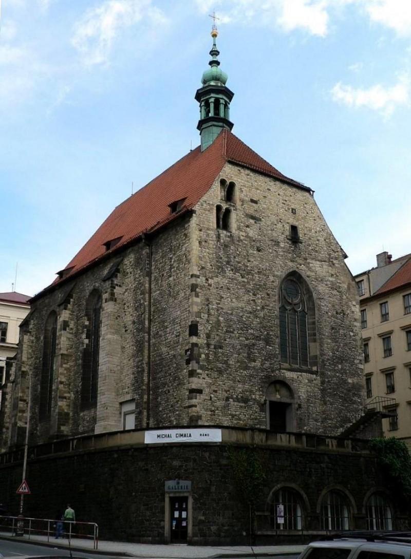 Костёл святого Вацлава на Здеразе
