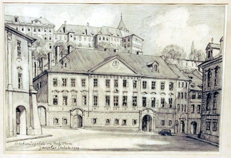 Ледебурский дворец 4