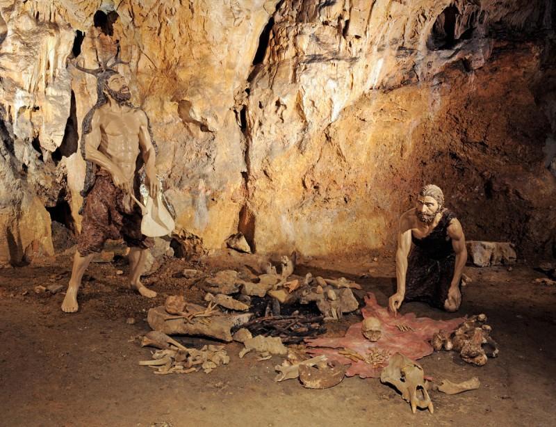 Младечские пещеры 4