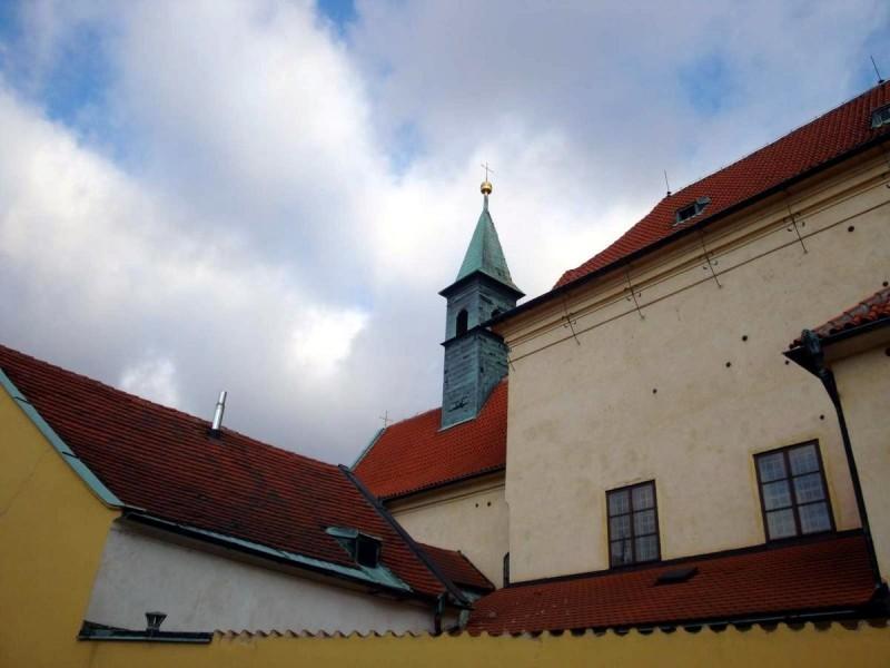 Монастырь капуцинов 6