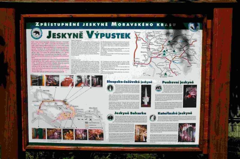 Пещера Выпустек - информация