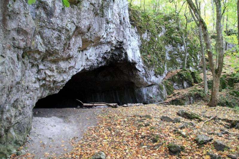 Пещера Выпустек 2