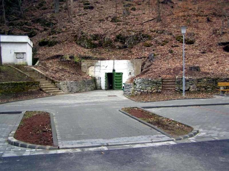Пещера Выпустек 6