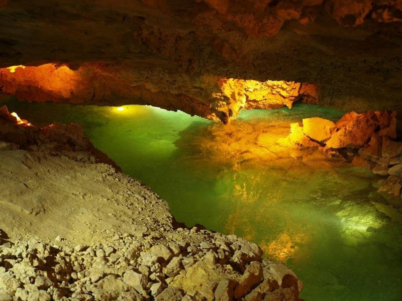 Пещеры На Туролду 4