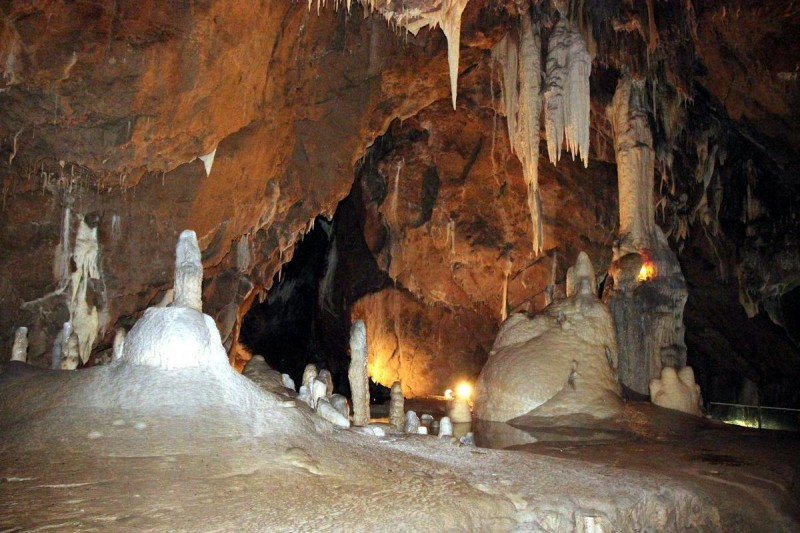 Пункевныe пещеры 14