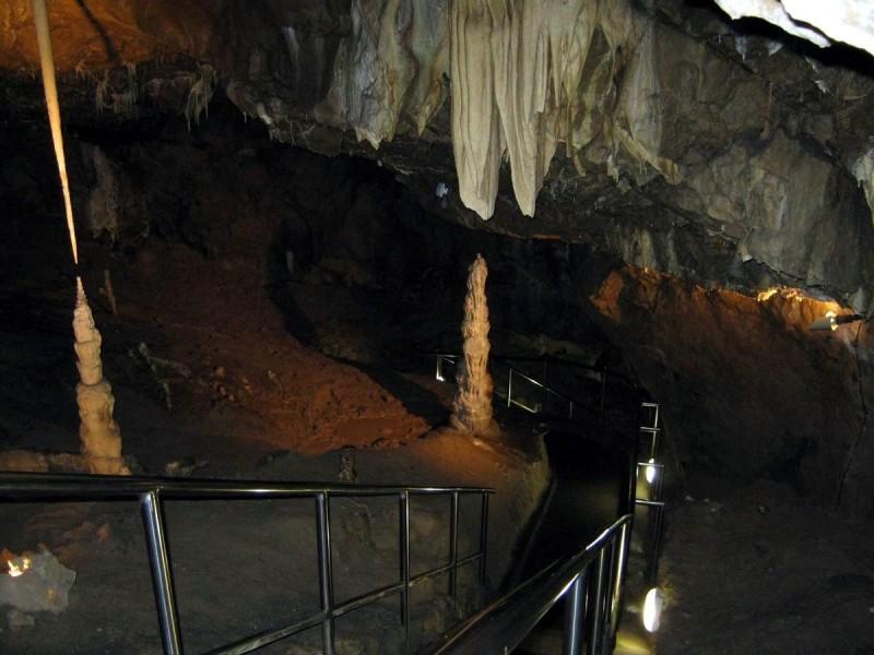 Пункевныe пещеры 7