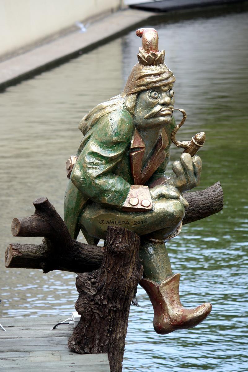 Скульптура Кабурека 1