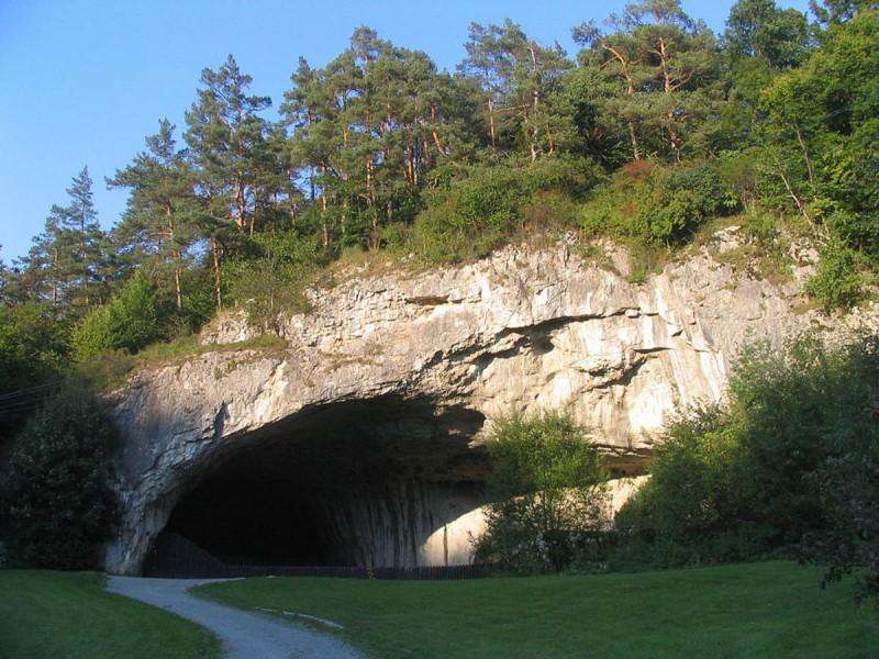Слоупско-Шошувские пещеры 5