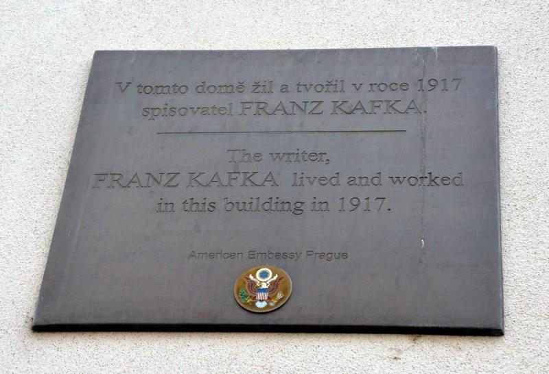 Шёнборнский дворец - Кафка
