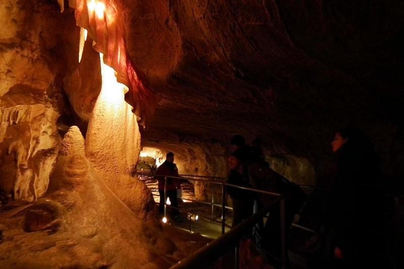 Яворжичские пещеры 9