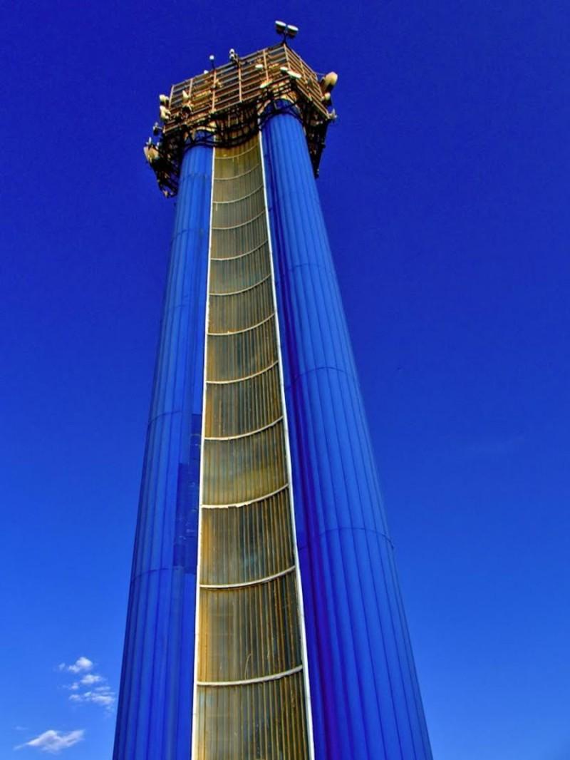 Водонапорная башня Девин 2