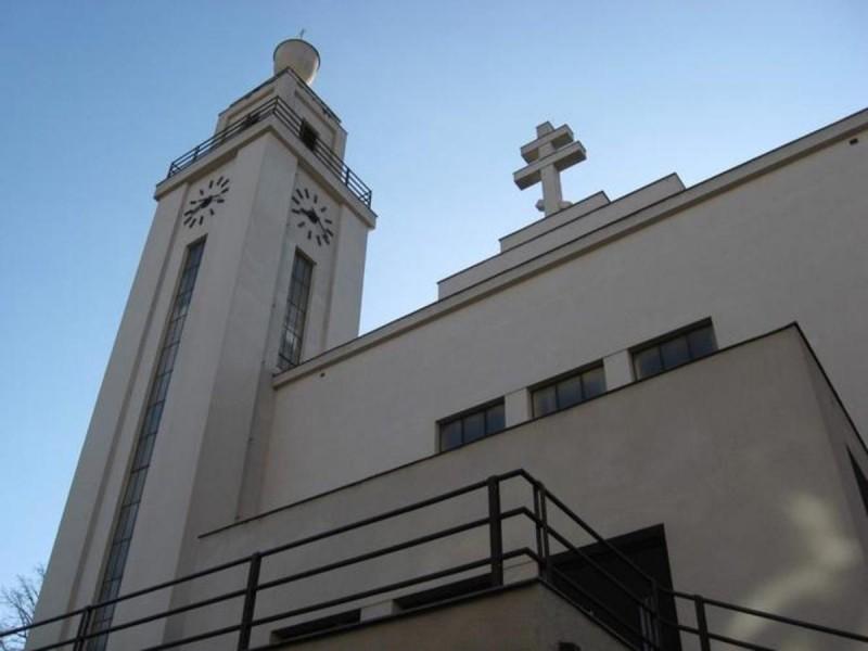 Гуситская церковь в Смихове 4