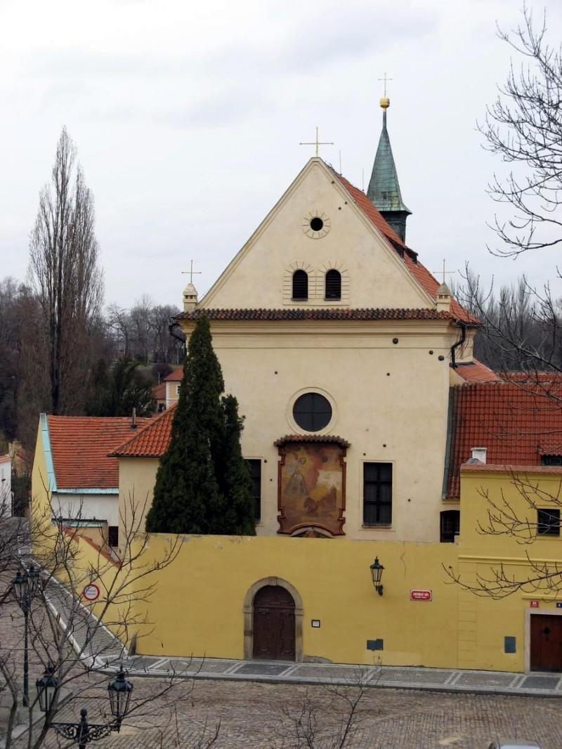 Костел Девы Марии Ангельской 2