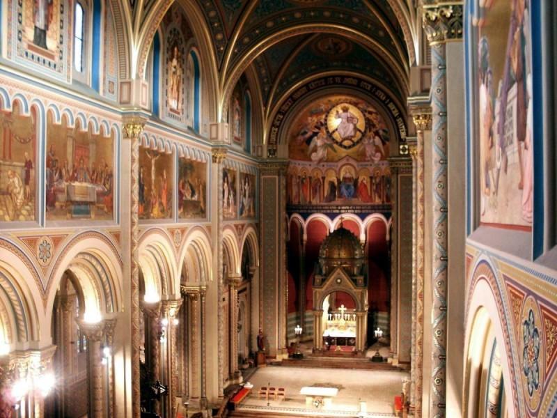 Костел святого Кирилла и Мефодия 4
