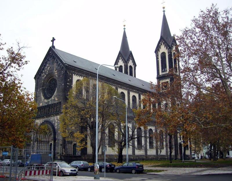 Костел святого Кирилла и Мефодия