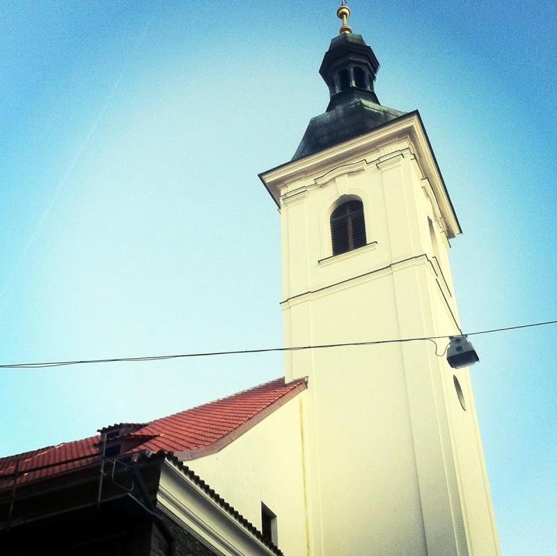 Костел святого Михаила 1