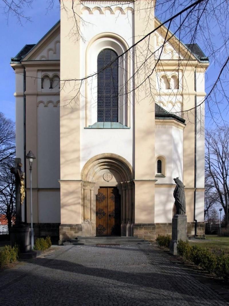Костел святого Норберта на Стрешовицах 3