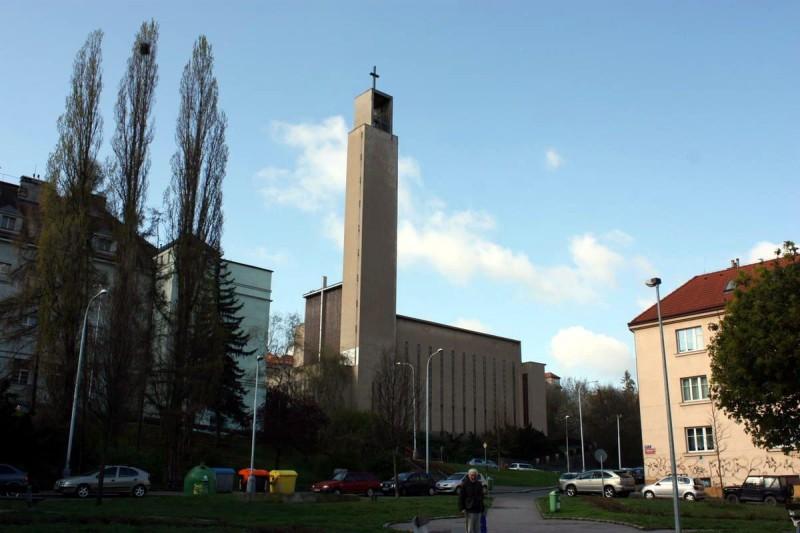Костел святого Яна Непомуцкого в Коширжах