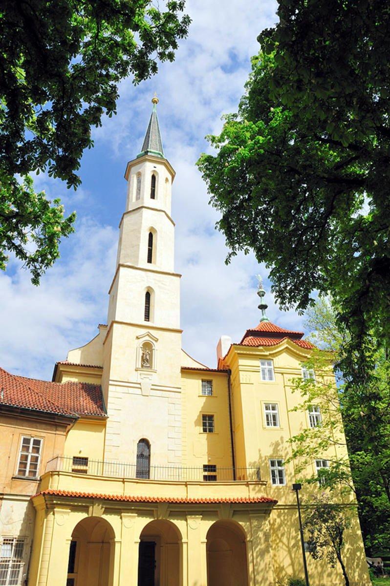 Костел святой Екатерины Александрийской