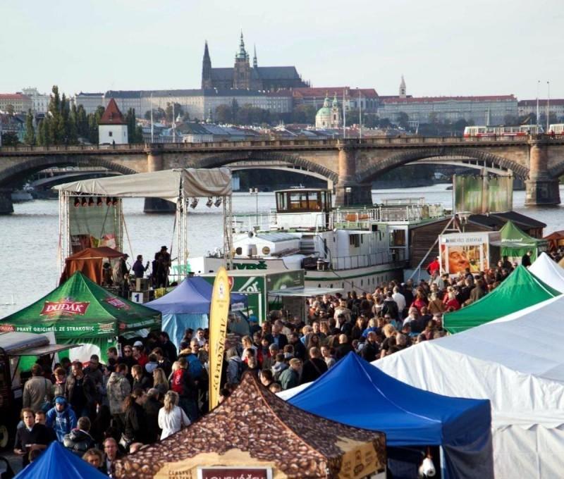 Пивной фестиваль на Набережной 7