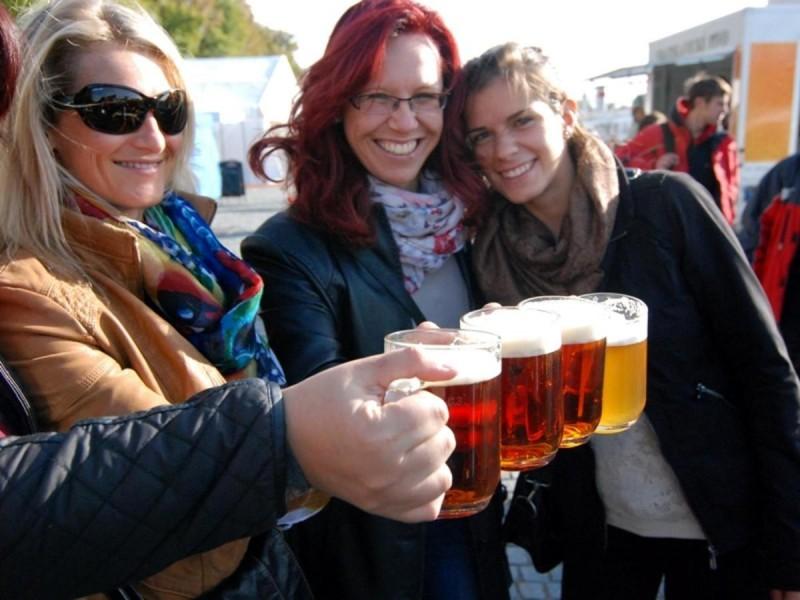 Пивной фестиваль на Набережной 8