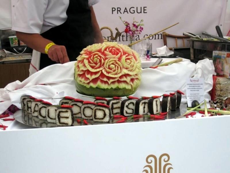Пражский Фестиваль еды 3