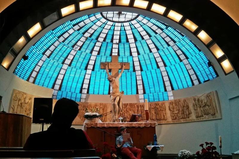 Гуситская церковь в Голешовицах 3