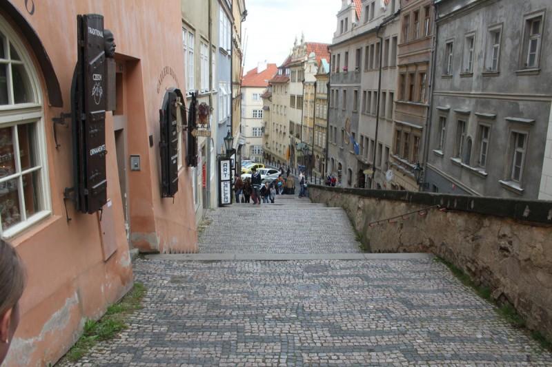 Замковая лестница 5