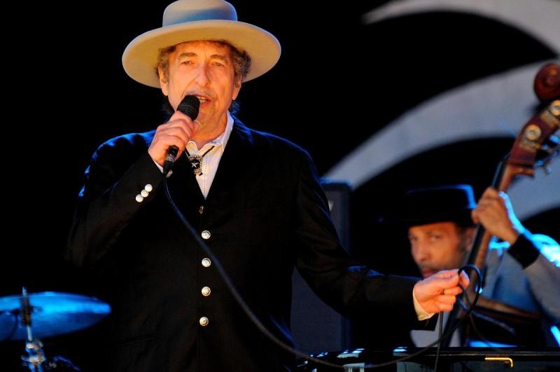 Концерт Bob Dylan в Праге 2