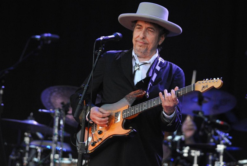 Концерт Bob Dylan в Праге 3