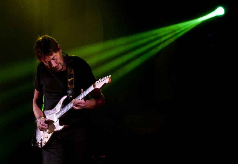Концерт Chris Rea в Праге 2