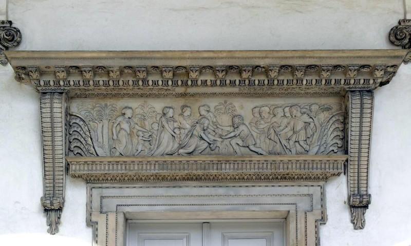 Летний дворец королевы Анны 4