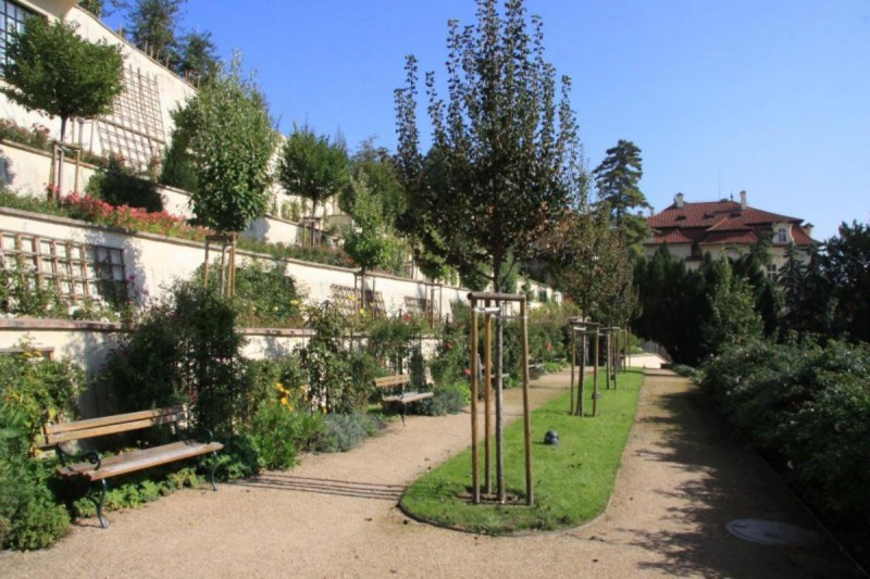 Фюрстенбергские сады 1