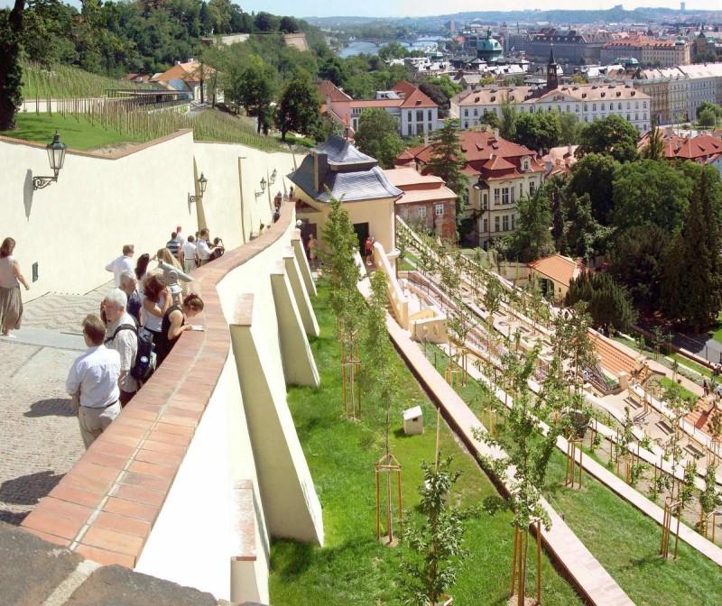 Фюрстенбергские сады 2