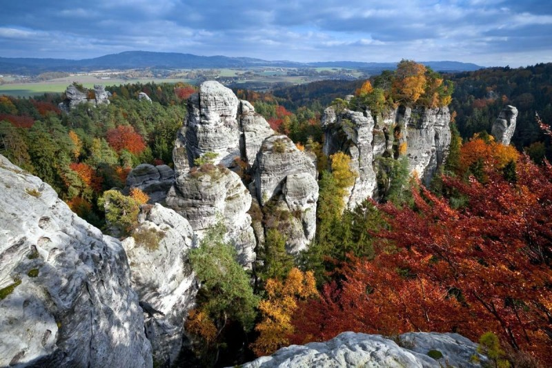 Чешский рай 8
