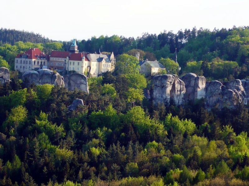 Чешский рай 9