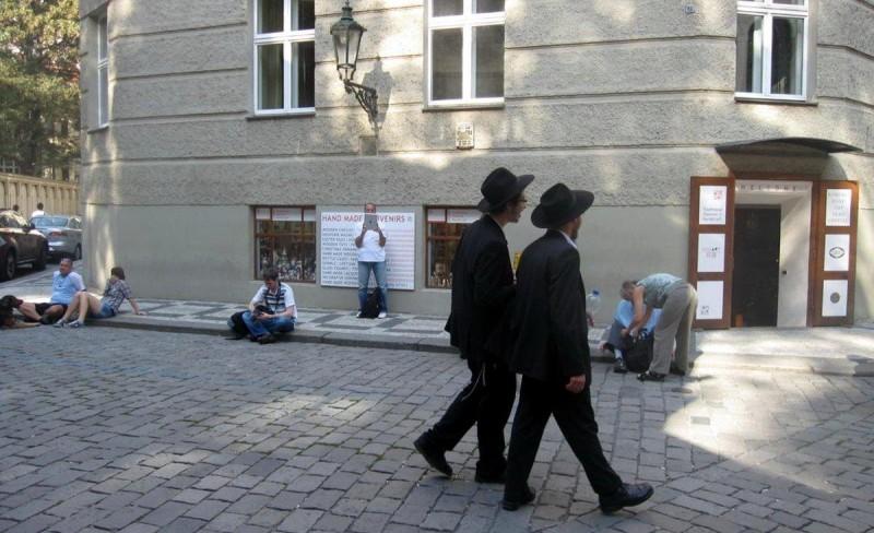 Евреи в Чехии
