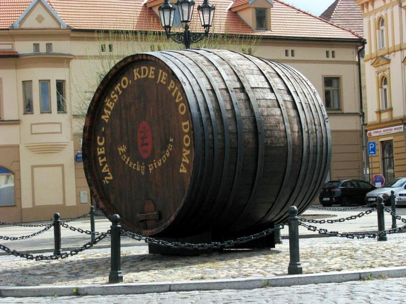 Жатецкий пивовар 2