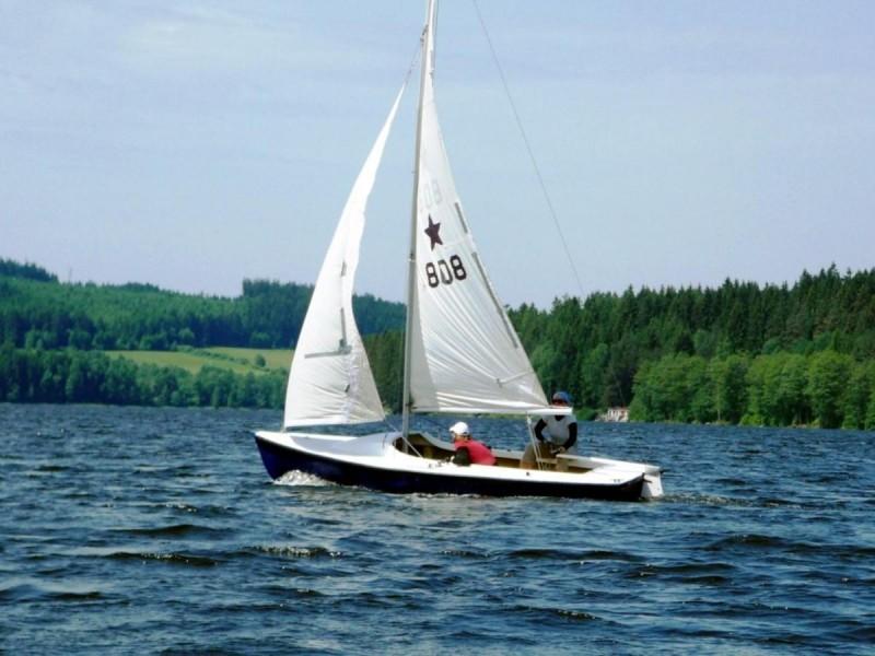 Озеро Липно 4