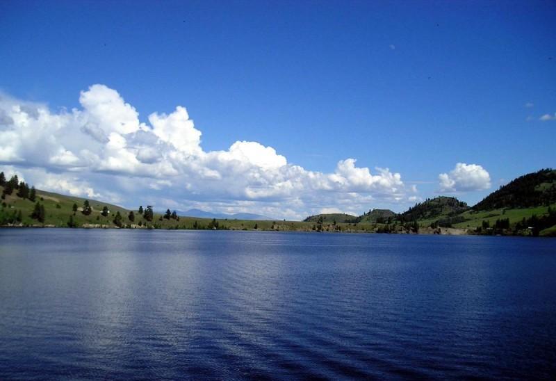 Озеро Липно 6