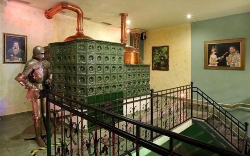 Пивоварня Гролл 3