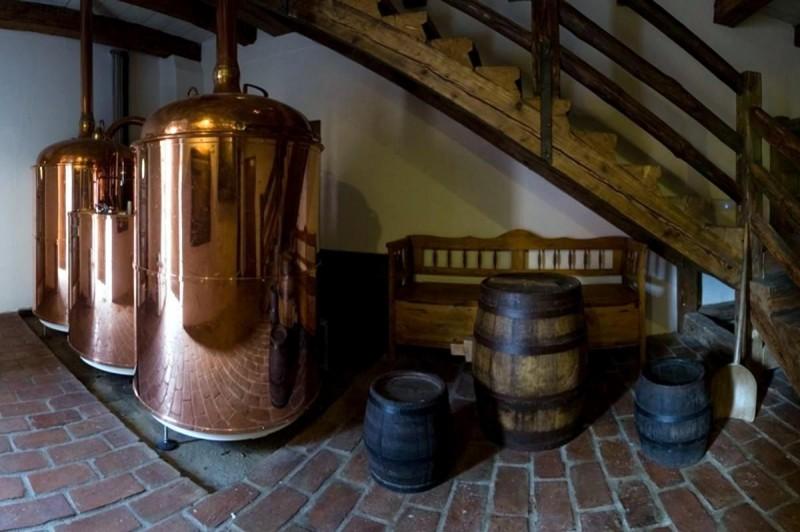 Пивоварня Забржех