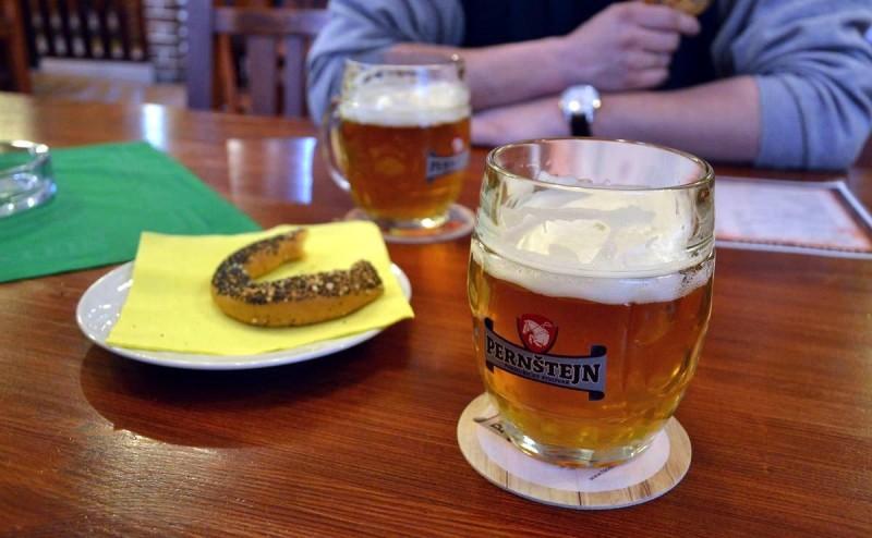 Пивоварня Пернштейн 3