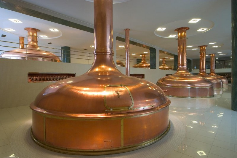 Пивоварня Gambrinus 2