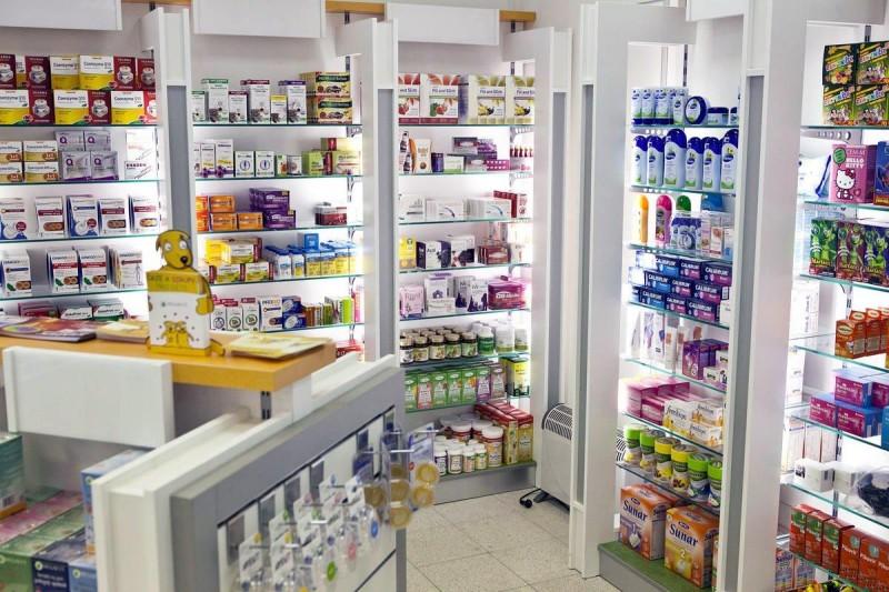 Аптеки в Праге 2