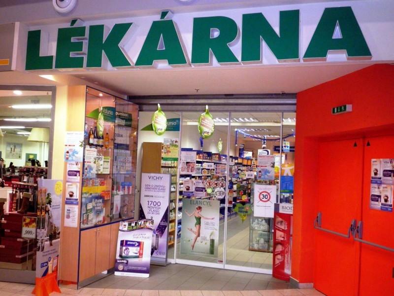 Аптеки в Праге 3