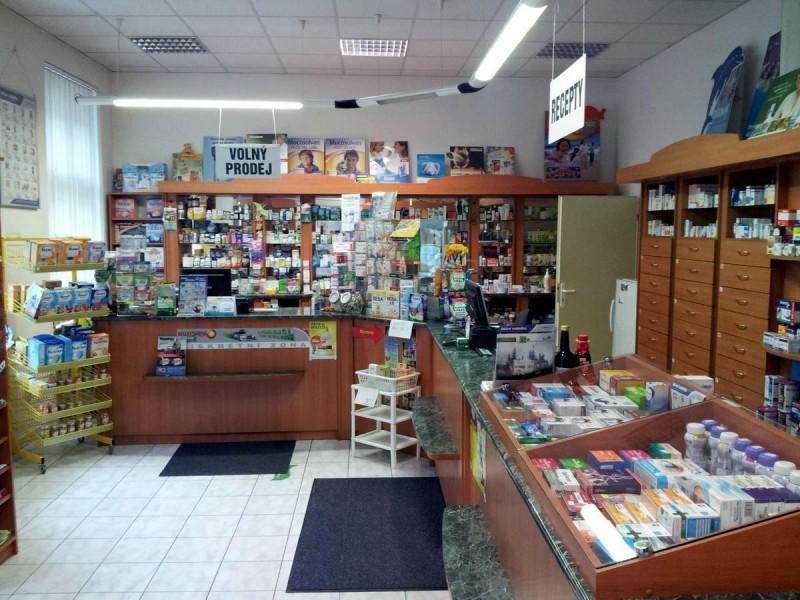 Аптеки в Праге 5
